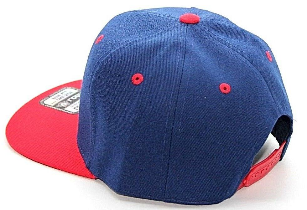 COLOR NAVY RED POLYESTER ALL