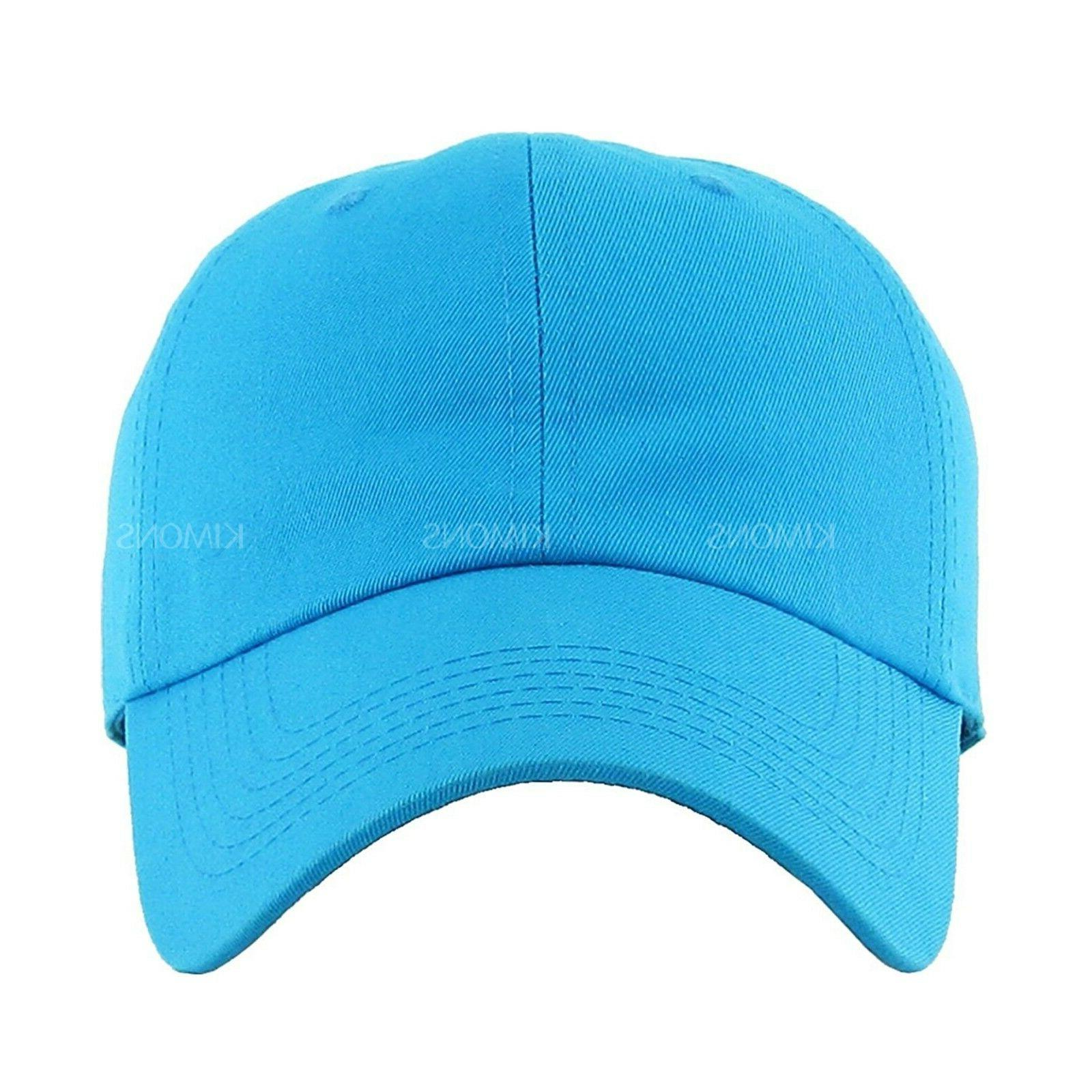 Polo Baseball Cap Ball Adjustable Washed Mens
