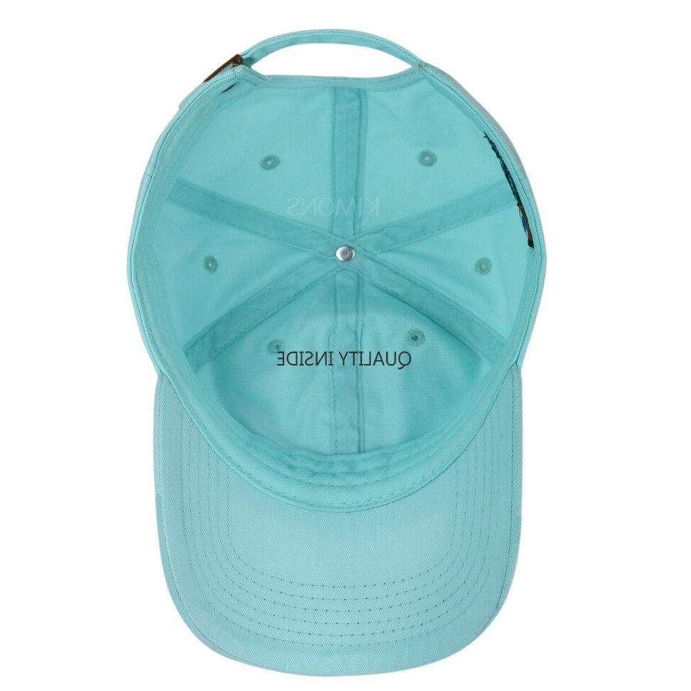 Polo Cap Dad Adjustable Solid Mens