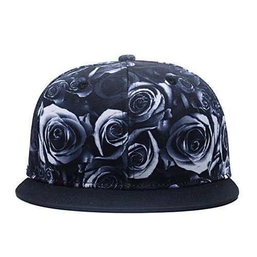 Premium Hat Hip-Hop Flat Baseball