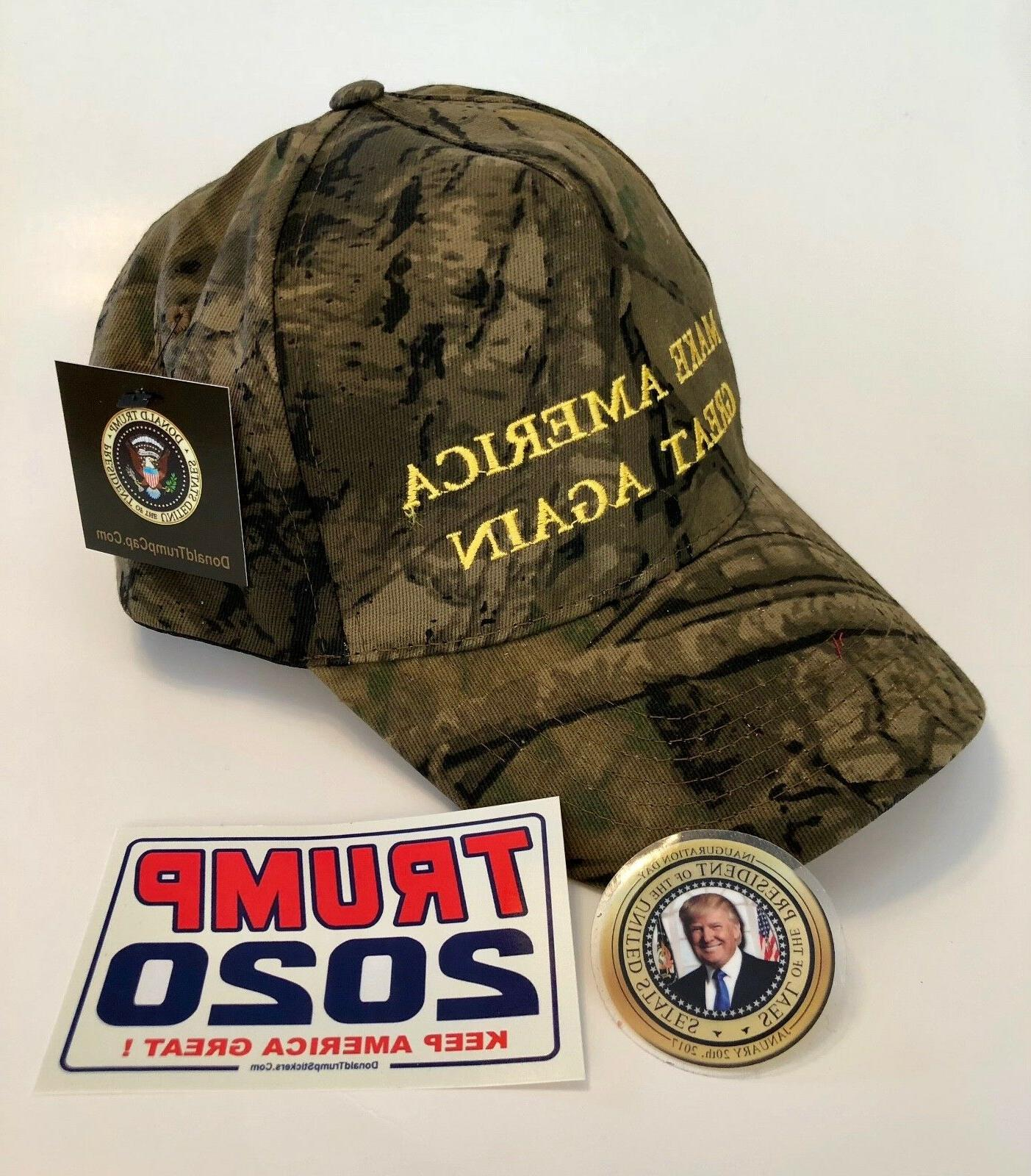 president donald trump hat make america great