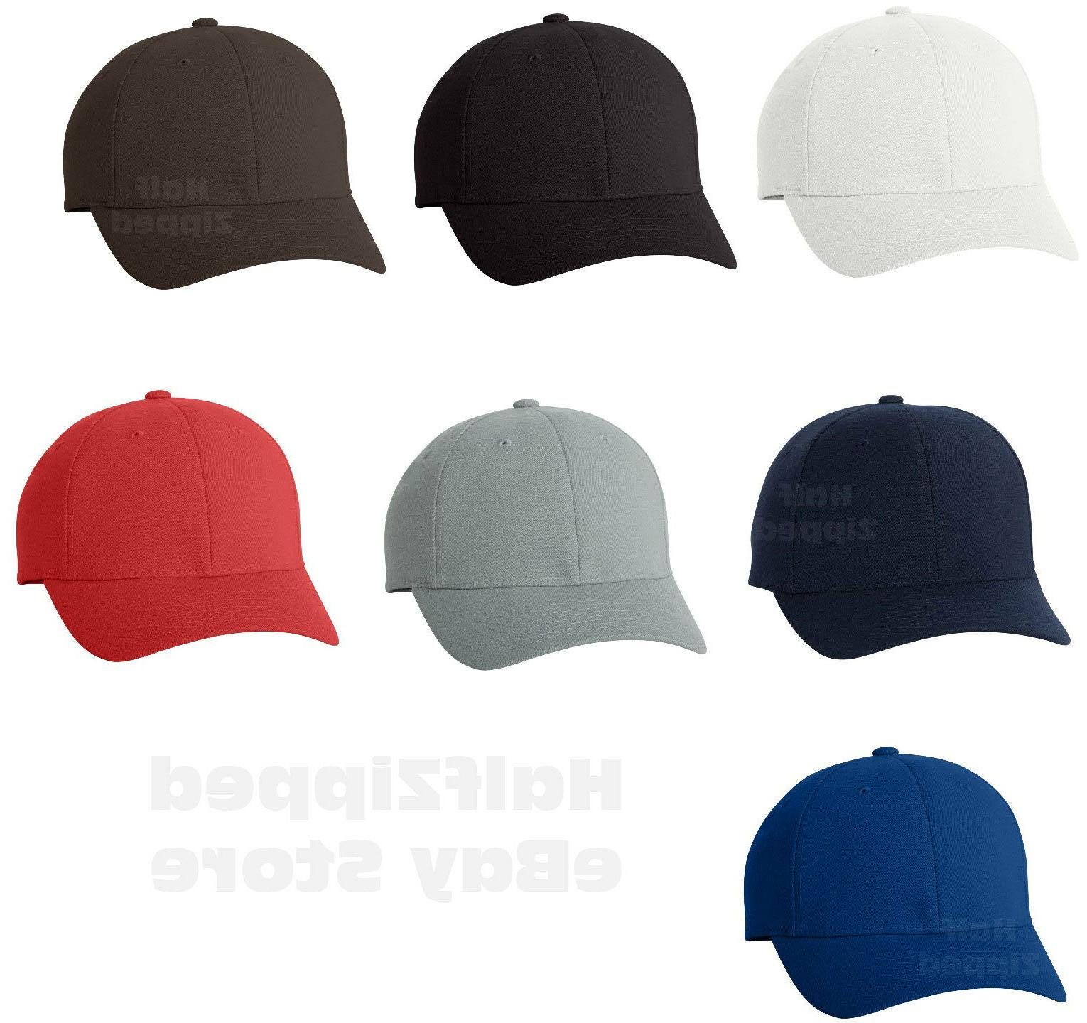FLEXFIT Pro-formance Fitted Structured Cap 6580 Polyester/Sp