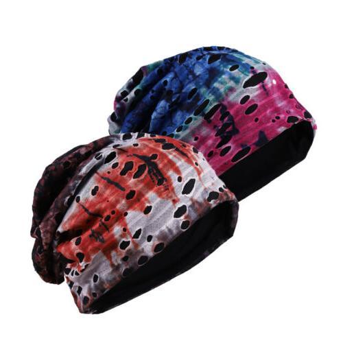 slouch beanie hat for mens women skull