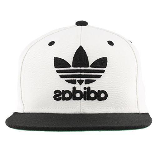 adidas Originals Snapback White/Black, Size