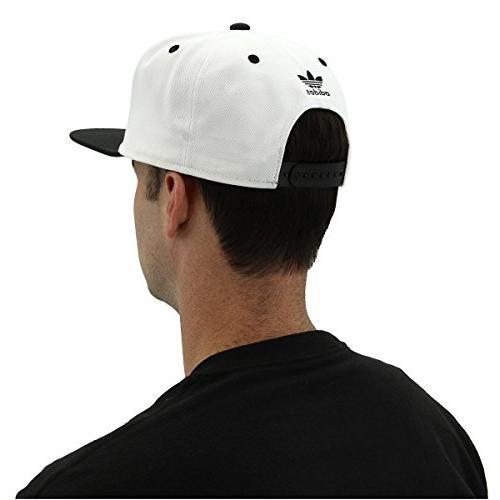 adidas Originals Snapback White/Black, One Size