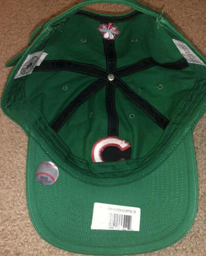 St Chicago Cubs Hat Strapback Brand NEW