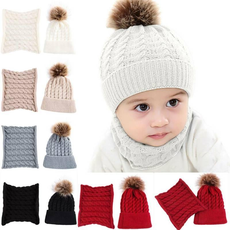 Girls Winter Fur Cap