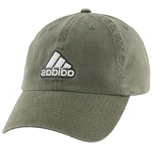 adidas Men's Ultimate Fit Cap, Grey, Size