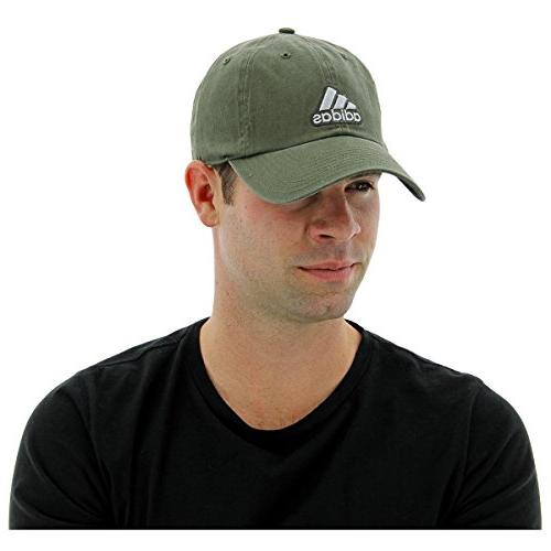 adidas Ultimate Relaxed Fit Cap, Grey, One