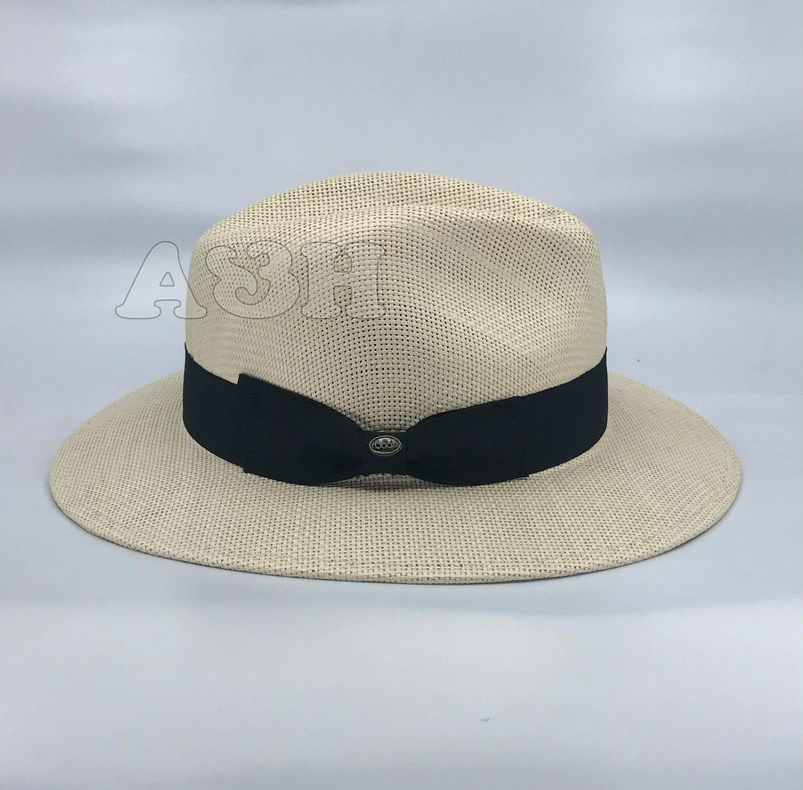 Epoch Classic Mens Straw Panama Hat, Hat
