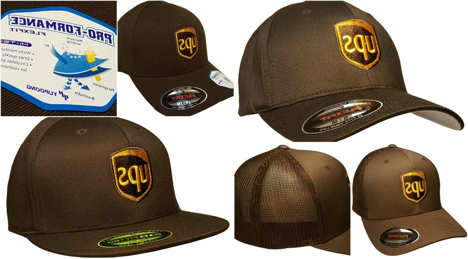 ups embroidered baseball hat many different styles