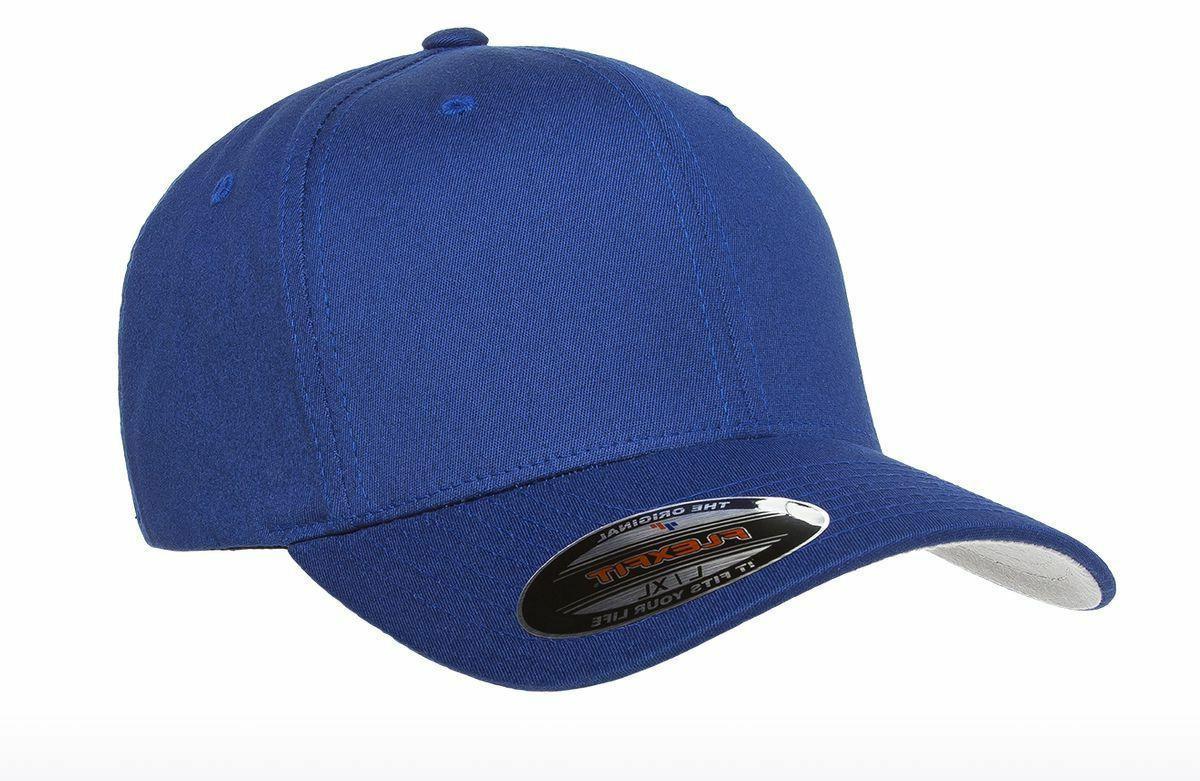 WHOLESALE 5001 V-Flexfit Fitted Ballcap