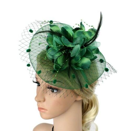 Women Flower Hair Headwear Headdress