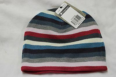 CARHARTT FOR WOMEN STRIPED KNIT SOCK HAT WATCH CAP BEANIE NE