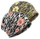 Jemis Womens Cotton Chemo Hat Beanie Scarf - Beanie Cap Band