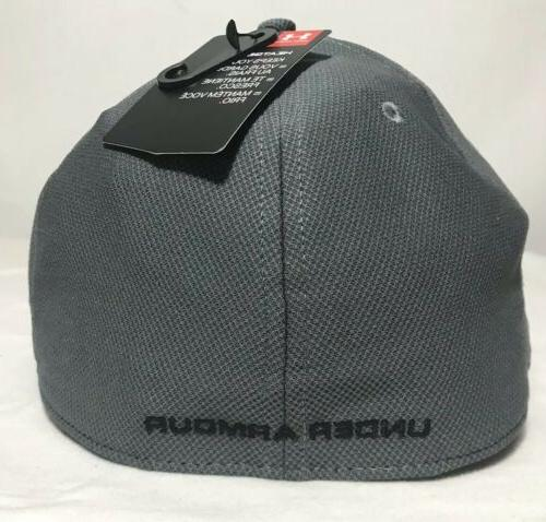 XL/XXL Under Fit Logo Hat Cap Run Golf