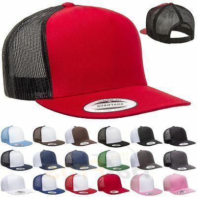 Yupoong® Hat Blank 5 6006 6006W FLEX FIT Cap