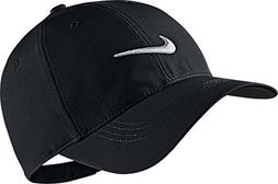 NIKE GOLF Unisex Legacy91 Tech Cap/Hat - Adjustable - Black