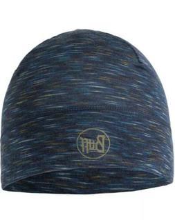 Buff Lightweight Merino Wool Hat: Denim Multi, One Size