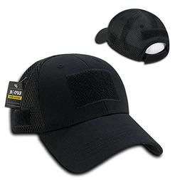 Rapid Dominance Low Crown Air Mesh Tactical Cap With Loop Pa