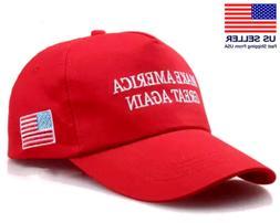 MAGA Make America Great Again Hat Donald Trump Cap Red US SE