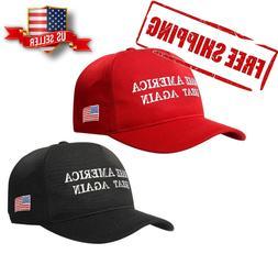 MAGA Wholesale Hats Make America Great Again Red or Black Mu