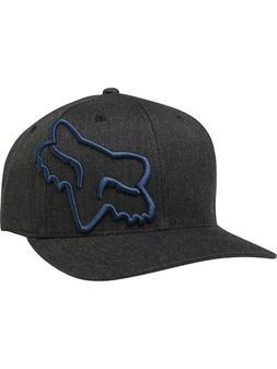 Fox Racing Men's Clouded Flexfit Hat with Foxhead Motocross