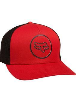 Fox Racing Men's Clutch Flexfit Hat Foxhead Motocross Logo B