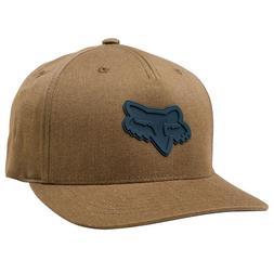 Fox Racing Men's Heads Up Snapback Hat Brick Brown Headwear