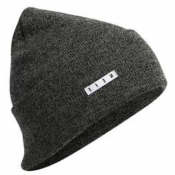 Neff Men's Lawrence Beanie Black Heather Headwear Cold Snow