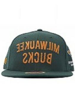 Men's Milwaukee Bucks Vintage Team Thread Heritage Series 9F