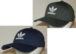 Adidas Men's Originals Hat / Cap Trefoil Snapback Heather Gr