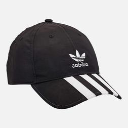Adidas Men's Originals Relaxed Cap / Hat Trefoil 3-Stripe St