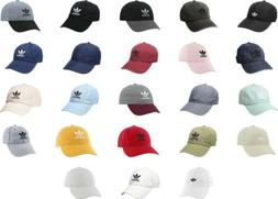 adidas Men's Originals Relaxed Fit Strapback Cap, 26 Colors