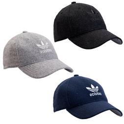 Adidas Men's Originals Relaxed Plus Strapback Hat / Cap NEW