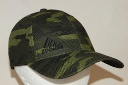 Adidas Men's Release Plus Stretch Fit Hat / Cap Tech Olive C