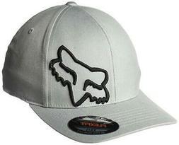Men's Fox Steel Grey Flex 45 Flexfit Hat