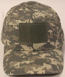 RapDom Men's Tactical Structured Operator Camo Hat GS2 Green
