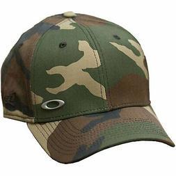 Oakley Men's Tinfoil New Era 39THIRTY Stretch Fit Hat Cap -