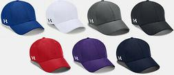 Under Armour Men's UA Blitzing Blank Stretch Fit Cap Curved