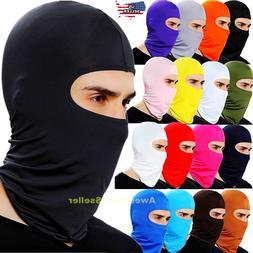 Men Women Hats Cap Ski Snow Mask Caps Hood Neck Winter Hat B
