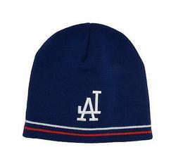NEW ERA Men Women Unisex Beanie Hat Cap Los Angeles Dodgers