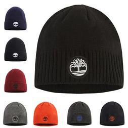 Mens Winter Warm Hat Embroidery Logo Beaine Ski Cap Skullies