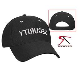 Rothco Mesh Low Profile Cap/Security, Black