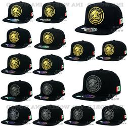 MEXICAN hat MEXICO Federal Logo State Embroidery Snapback Fl