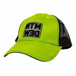 Misc. Novelty Clothing - Mountain Dew Uncle Cap with Embroid