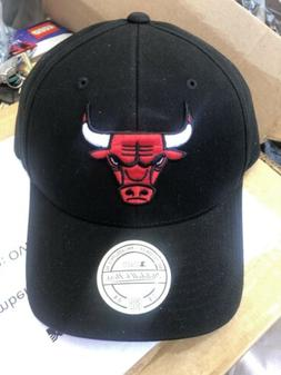 mitchell and ness chicago bulls snapback hat