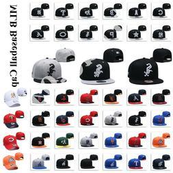 MLB Game Teams Caps Adjustable Baseball Cap NY Logo 59FIFTY
