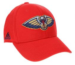 Adidas NBA Men's New Orleans Pelicans Structured Flex Hat, R