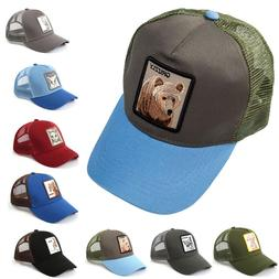 New Animal Farm Trucker <font><b>Hat</b></font> Soft Mesh Sn